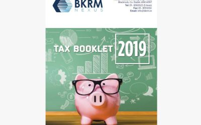 2019 Tax Booklet