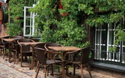 Outdoor Seating & Accessories for Tourism and Hospitality